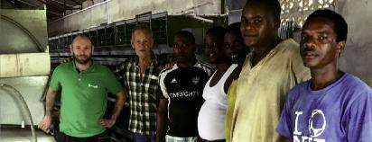 Victorsson Poultry i Tanzania